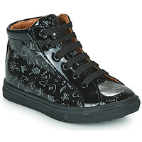 Chaussures Fille Baskets montantes GBB PHILEMA Noir