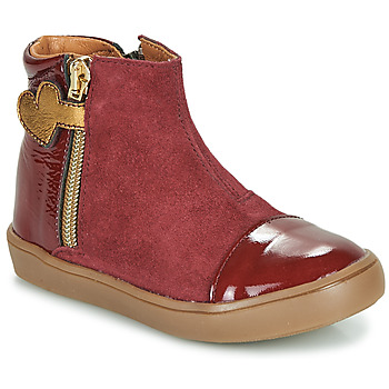 Chaussures Fille Boots GBB OKITA Bordeaux