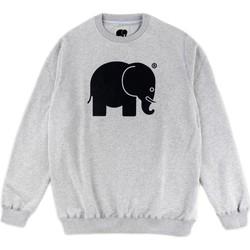 Vêtements Homme Sweats Trendsplant SWEAT-SHIRT CLASSIQUE GRIS  029050MBGC Gris