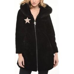 Vêtements Femme Manteaux Arturo Virginy Noir Noir
