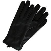 Accessoires textile Femme Gants Pieces 17086829 Noir