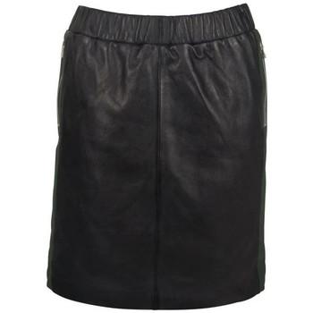 Vêtements Femme Jupes Gipsy G2GJOGGSKIRT LABR Noir