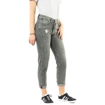 Vêtements Femme Jeans Freeman T.Porter jannet f0955belfast gris