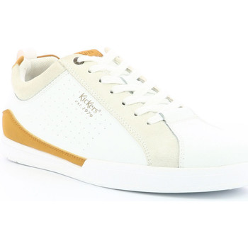 Chaussures Homme Baskets basses Kickers Tampa BLANC