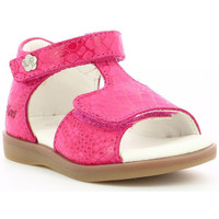 Chaussures Fille Sandales et Nu-pieds Kickers Giusticia ROSE
