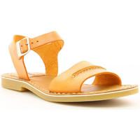 Chaussures Femme Sandales et Nu-pieds Kickers Tangola ORANGE