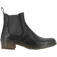 Chaussures Femme Bottines Neosens 330772010003 BLACK