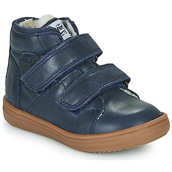 Chaussures Garçon Baskets montantes GBB DIEGGO Bleu