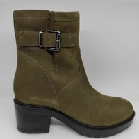 Chaussures Fille Bottines Ilario Ferucci GZINA vert