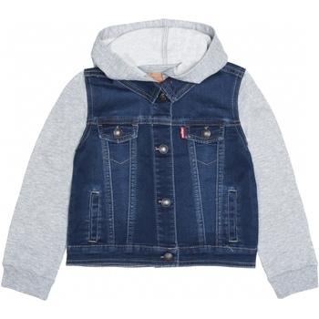 Vêtements Fille Vestes en jean Levi's Veste bébé en jean Bleu