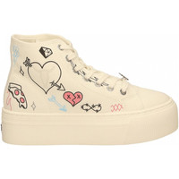 Chaussures Femme Baskets montantes Windsor Smith RECKLESS white