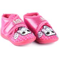 Chaussures Garçon Chaussons bébés Easy Shoes - Pantofola fuxia LOP7749 FUXIA