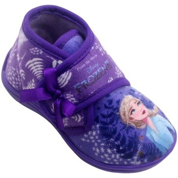 Chaussures Garçon Chaussons bébés Easy Shoes - Pantofola viola FPP7766 VIOLA