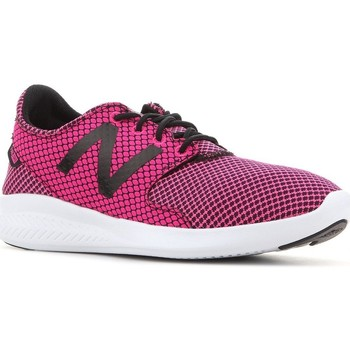 Chaussures Fille Fitness / Training New Balance KJCSTGLY różowy