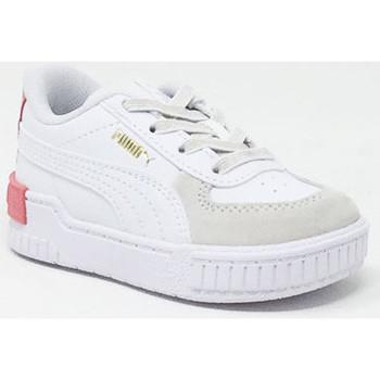 Chaussures Baskets basses Puma CALI SPORT BLANC Blanc