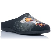 Chaussures Chaussons Zapp CANTINFLAS Noir