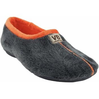 Chaussures Femme Chaussons Vulca Bicha maison dame  4306 gris Gris