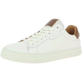 Chaussures Homme Baskets basses Schmoove spark clay  nappa blanc