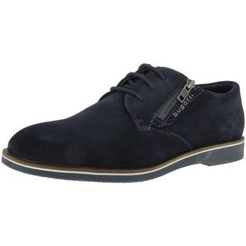 Chaussures Homme Derbies Bugatti 311-64710-1400 Bleu