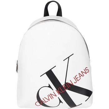 Sacs Femme Sacs à dos Calvin Klein Jeans Logo red & black Blanc