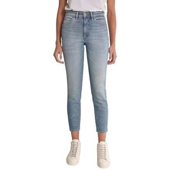 Vêtements Femme Jeans skinny Salsa jeans push in secret glamour capri bleu 124714 Bleu