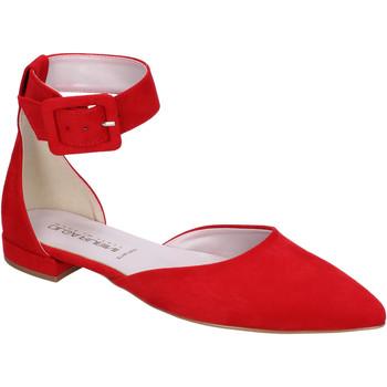 Chaussures Femme Ballerines / babies Olga Rubini BJ388 Rouge