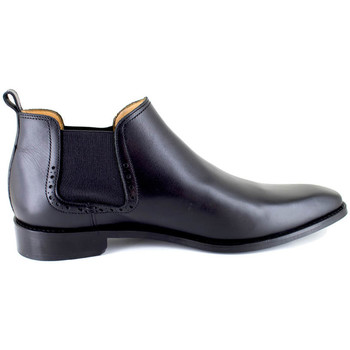 Chaussures Homme Boots J.bradford JB-MANOR NOIR Noir