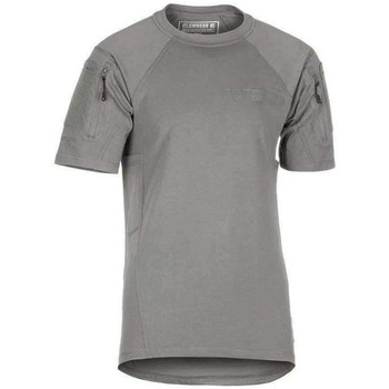 Vêtements Homme T-shirts & Polos Clawgear MKII Instructor Gris