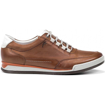 Chaussures Homme Baskets basses Fluchos 0146 Marron
