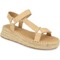 Chaussures Femme Sandales et Nu-pieds Buonarotti 1EC-1103 Beige