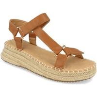 Chaussures Femme Sandales et Nu-pieds Buonarotti 1EC-1103 Camel