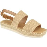 Chaussures Femme Sandales et Nu-pieds Buonarotti 1FB-1121 Camel