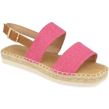 Chaussures Femme Sandales et Nu-pieds Buonarotti 1FB-1121 Fucsia