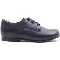Chaussures Garçon Derbies Boni & Sidonie Chaussures garçon classique à lacet - JOHN Bleu Marine