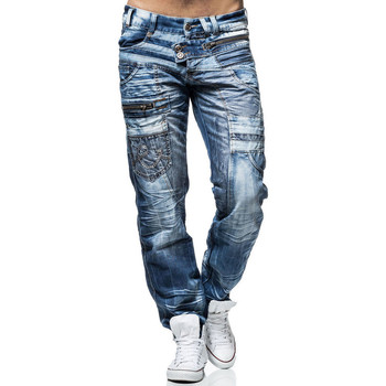 Vêtements Homme Jeans Kosmo Lupo Jean  homme Jean KL010 bleu Bleu