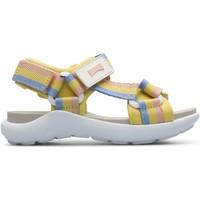 Chaussures Enfant Sandales et Nu-pieds Camper Sandales WOUS jaune