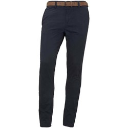 Vêtements Homme Chinos / Carrots Tom Tailor - pantalon Bleu marine