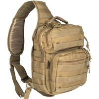 Sacs Homme Sacs à dos Mil-tec Assault Pack Small One Strap Coyote