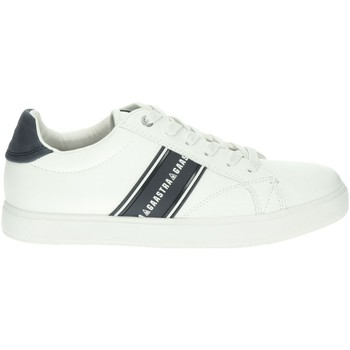 Chaussures Homme Baskets basses Gaastra Sullivan White Blanc