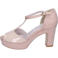 Chaussures Femme Sandales et Nu-pieds Olga Rubini BJ397 Beige