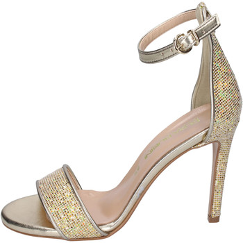 Chaussures Femme Sandales et Nu-pieds Olga Rubini BJ402 Platine