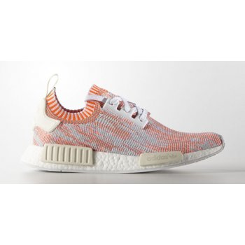 Chaussures Baskets basses adidas Originals NMD Runner Primeknit Red Camo White/Solid Red/Off White Camo