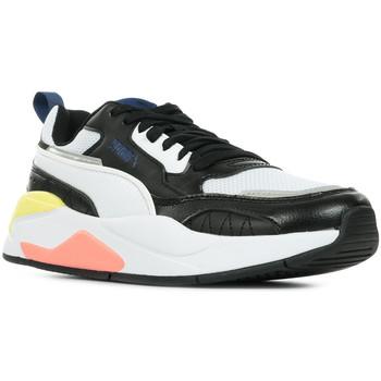 Chaussures Enfant Baskets basses Puma X-Ray 2 Square Jr noir