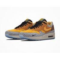Chaussures Baskets basses Nike nike air thea lime gold green metallic car paint Atmos Safari Flax/Kumquat-Chestnut