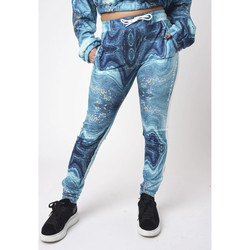 Vêtements Femme Pantalons de survêtement Project X Paris Jogging Bleu