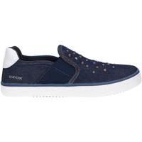 Chaussures Enfant Baskets mode Geox J92D5O 00013 J KILWI Azul