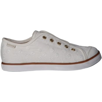 Chaussures Fille Baskets mode Geox J0204C 000DS J CIAK Blanco