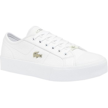 Chaussures Femme Baskets basses Lacoste ZIANE PLUS GRAND blanc