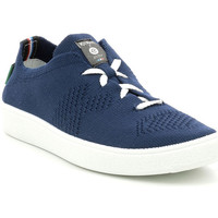 Chaussures Homme Baskets basses Kickers Kickector MARINE