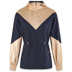 Vêtements Femme Coupes vent TBS MEGANBLO Bleu marine